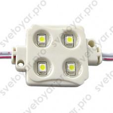 Светодиодный модуль IM4-3528-12V Yellow