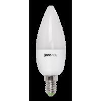 Cветодиодная лампа PLED- DIM C37  8w 3000K 640Lm E14230/50  Jazzway