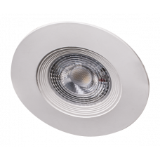 PSP-RF  9039 7W 4000K 38° круг/неповор.  White  IP40 Jazzway