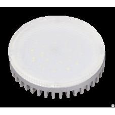 Светодиодная лампа PLED-GX53 12w=100w 3000K 980 Lm  230V/50Hz Jazzway
