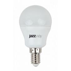Cветодиодная лампа PLED-SP G45  7w 3000K 530 Lm E14 230/50  Jazzway