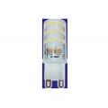 Светодиодная лампа PLED-G9  5w  4000K 320Lm 175-240V (пластик d16*50мм) Jazzway