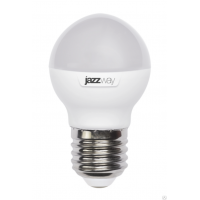Cветодиодная лампа PLED- SP G45  9w E27 5000K 820 Lm 230/50  Jazzway
