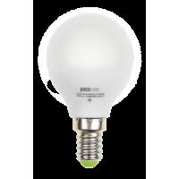 Cветодиодная лампа PLED- ECO-G45 5w E14 3000K 400Lm 230V/50Hz  Jazzway