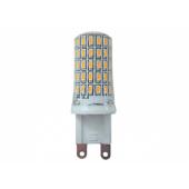 Светодиодная лампа PLED-G9  5w  2700K 300Lm 220V/50Hz  Jazzway