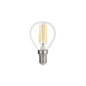 Светодиодная лампа PLED OMNI G45 6w E14 3000K CL 230/50  Jazzway