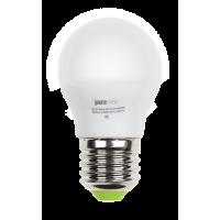 Cветодиодная лампа PLED- ECO-G45 5w E27 4000K 400Lm 230V/50Hz  Jazzway