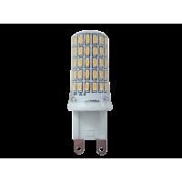 Светодиодная лампа PLED-G9  7w  2700K 400Lm 175-240V (пластик d16*50мм) Jazzway