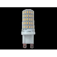 Светодиодная лампа PLED-G9  7w  2700K 400Lm 175-240V (пластик d16*50мм) Jazzway Jazzway 1039064B