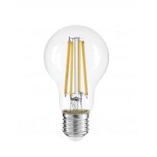 Светодиодная лампа PLED OMNI A60  8w E27 3000K CL 230/50  Jazzway Jazzway 5021693