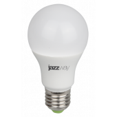 Светодиодная лампа PPG A60 Agro 9w FROST E27 IP20  (для растений) Jazzway