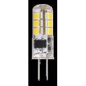 Светодиодная лампа PLED-G4  3w  4000K 240Lm 175-240V (пластик d15*47мм)  Jazzwa