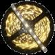 Одноцветная светодиодная лента 12В, 610 лм/м
