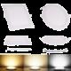 Ультратонкие светодиодные панели